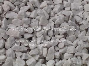 snow marble chippings