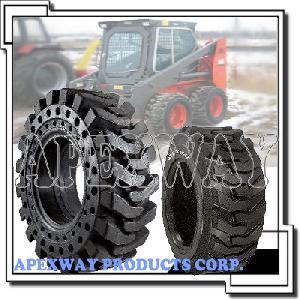 skid steer loader tire
