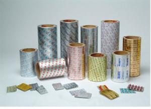 aluminum blister packing foil