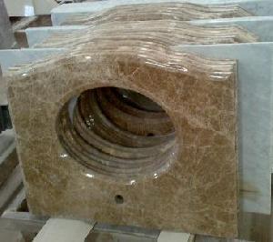 bathroom vanity tiles marble