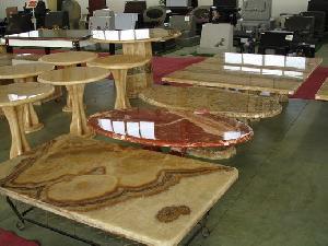 granite marble table