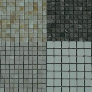 marble mosaic tile pattern