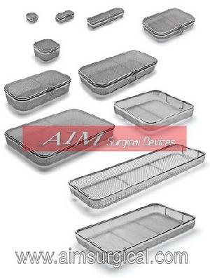 wire mesh trays