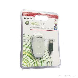 xbox360 pc wireless gaming receiver controller