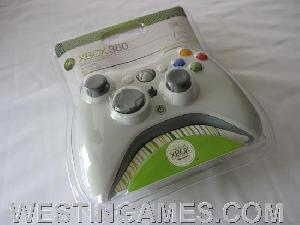 xbox360 wireless controller blister packaging