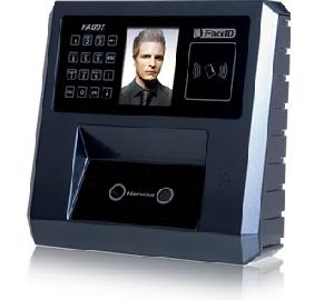 facial recognition access control hf fr628