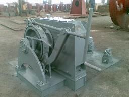 17 5 hydraulic windlass