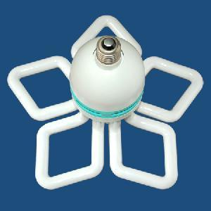 compact fluorescent bulb flower shape energy saving lumens