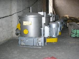 dual drum pre wire pressure screen