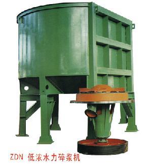 pulper zds hydralic paper machine