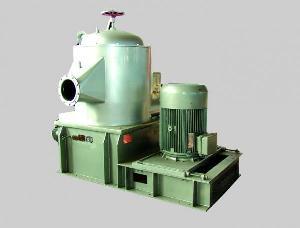 upflow pressure screen