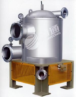 uv up flow pressure screen stock preparation