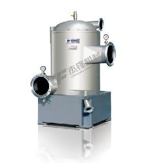 uv up flow pressure screen pulp machine