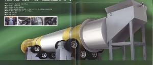 zdg 2750mm drum consistency hydrapulper