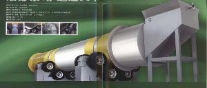zdg3500mm drum consistency hydrapulper