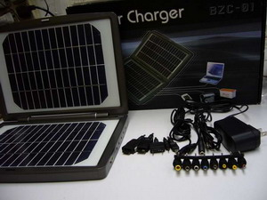 solar battery laptop