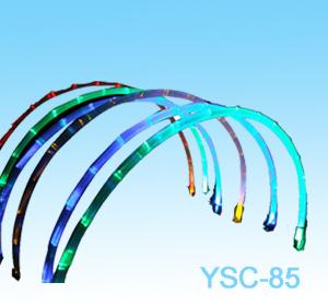 solar rainbow tube light