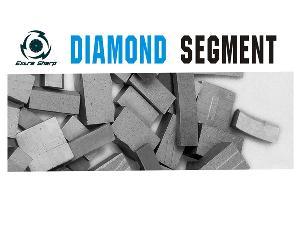 diamond segment tools cutting