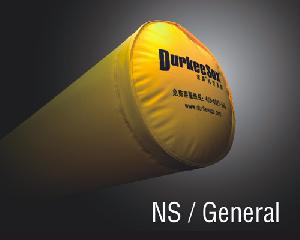 ns permanent fire resistant fabric air duct
