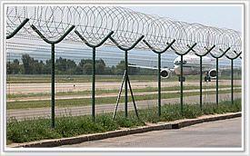sekuriteit skeermes draad heinings security wire