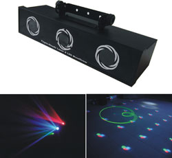 stage light laser led moonflower phn038