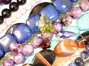 precious stone beads cz wholesale
