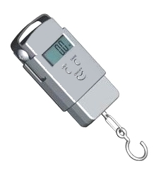 electronic portable hook scale