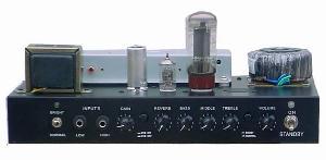 5w 12 speaker tube guitar assembled kits