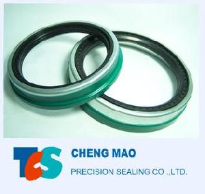 heavy duty axle seals wheel truck