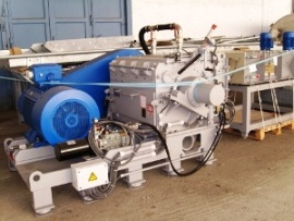 recycling machine rigid plastics