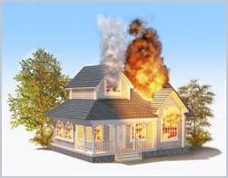 fire retardant protection
