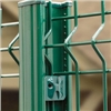 powder coated artistic fence panels