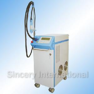 pulsed nd yag laser beauty equipment