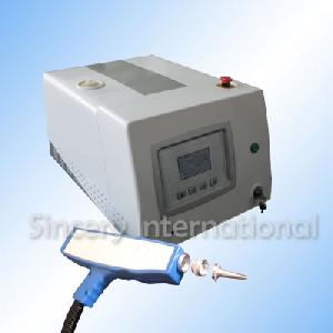 nd yag laser tattoo removal pigment treatment machine