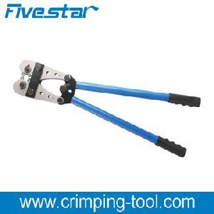 cable lug terminal crimping tool hx 120b