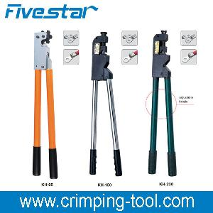 copper tube terminal crimping tool kh