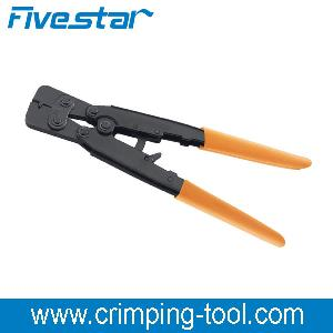 fs japanese mini crimping plier non insulated tabs receptacles