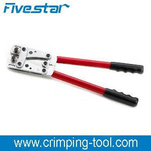 hx 50b copper tube terminal crimping tool