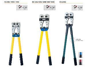 hx copper tube terminal crimp tools din46235 terminals sc cable lugs