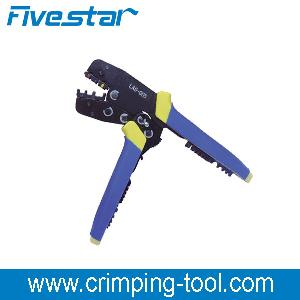 las 005 ratchet crimping tool