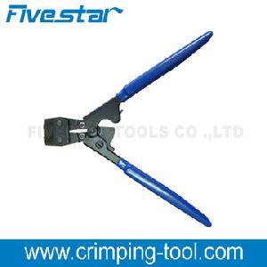 pex clamp crimp tool connecting pipe ssc t