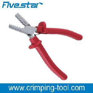 pz seires crimping plier cable links