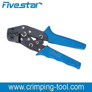 ratchet crimping pliers sn 02b