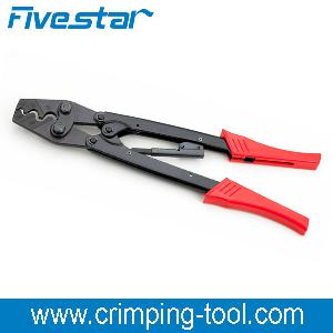 wx 38 ratchet terminal crimping tools