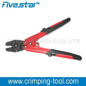 wx 4000 fishing line crimping tool