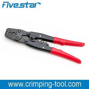 wx 8y ratchet terminal crimping tools line press cap dedicated