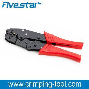 wx ratchet crimping tool