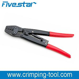 wx strength saving ratchet terminal crimping tools