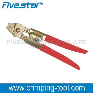 wxs 250 crimping tool crimp fishing line