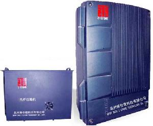 tetra fiber optical wireless repeater signal amplifier 800mhz 450mhz 150mhz